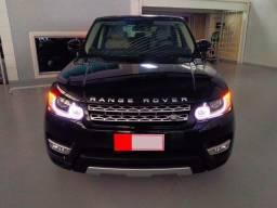 Luxuoso Range Rover ( 2014 ) Cor Preto >> {3.0} Periciado