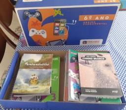 Coleção de ensino trilhas 6º Ano