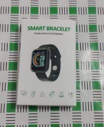Smart Bracelet cor preto (Leia a descrição por favor)