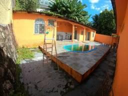 Título do anúncio: Alugo casa no versales com 3 quartos com piscina e edícula e 2 quartos externos