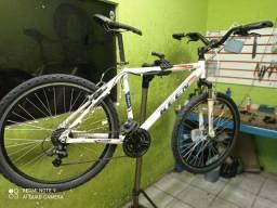 Bicicleta de alumínio aro 26 Keem