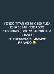 VENDO TITAN KS MIX 150