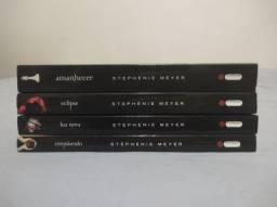 Coleção livro crepúsculo