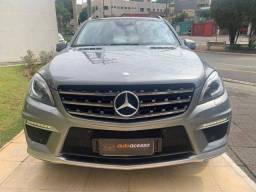 Mercedes-Benz ML 63 AMG 5.5 V8 32V Biturbo - 14/15 - Apenas 24.200km - Blindada!