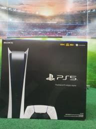 Playstation 5 novo versão digital