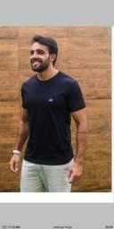 Camisa T Shirt Malha Menegotti 100% Algodão