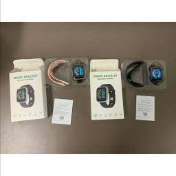 Relógio Smartwhatch Y68 IP67 FitPro Última Versão 2021 LIQUIDA ESTOQUE