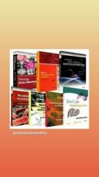 Kit 7 livros Odontologicos da editora Mundial