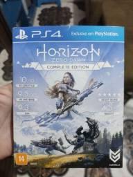 Horizon zero Dawn edição completa com DLC