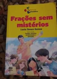 Livro - Frações sem Mistérios