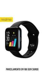 Smartwatch Realme A prova dágua IP68 p/ Android e iOS