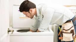 Manutenção em Máquina de Lavar
