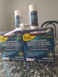 Minoxidil Kirkland 100% original importado. (3 frascos ou acima, sai à 60R$ a unidade)