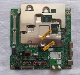 Placa Principal Tv LG 43uj6300 Crb37345901 Original