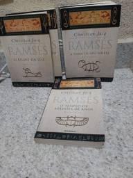 Coleção com 5 livros Ramses