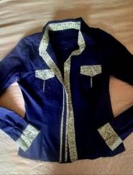 Título do anúncio: Camisa elastano P/M