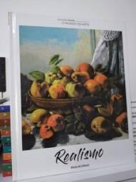 Realismo coleção O Mundo da Arte Folha de SP