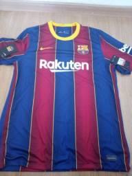 Camiseta do Barcelona Oficial tamanho g