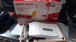 Roteador Mercusys MW301R 300mbps 2meses De Uso, Ficou Dispensável