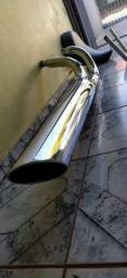 Pecas shadow 750 (escape, guidao, banco)