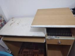 Doação escrivaninha e armário