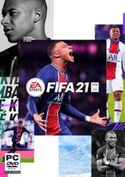 Fifa 21 edição dos campeões- Xbox one