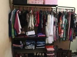 Endo arara de roupas