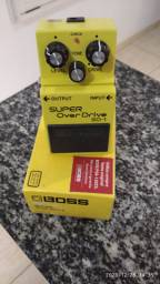 Pedal Boss SD-1 overdrive