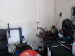 Vende equipamentos de borracharia e ponto em excelente local em Fernandópolis m