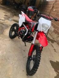 Mini moto croos 125cc