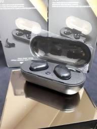 Fone bluetooth sem fio Y30 touch troca músicas sem precisar mexer no celular