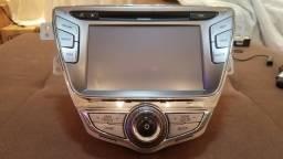 Multimídia Hyundai Elantra 2012 - Com Defeito