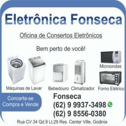 venda e conserto de eletrodomésticos