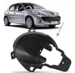 Título do anúncio: Par Suporte Farol Auxiliar Peugeot 207 Ano 2008 2009 2010 2011 2012 LD/LE.