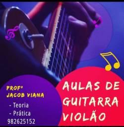 Aulas de Violão/ Guitarra