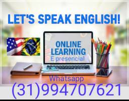 Let's Spaek English