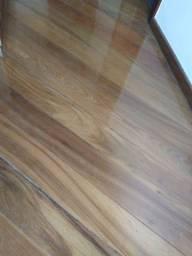 Tábua corrida Ipê 15cm, madeira maciça.