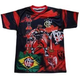 Camisa Flamengo Raça