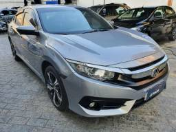 Honda Civic G10 EXL, Automatico, Bancos de Couro, Painel LCD, Apenas 47 mil km