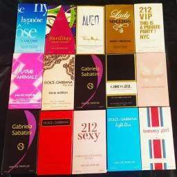 Perfumes inspirados nos importados