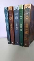 Combo Livros - A Maldição do Tigre (5 livros)