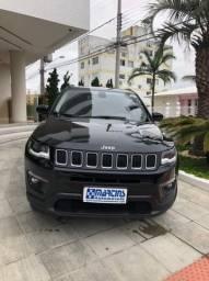 Título do anúncio: Jeep Compass longitude flex