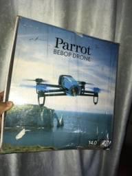 Drone Parrot Bebop - GPS, Retorno automatico e estabilização de imagem
