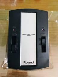 Interface de áudio Roland Duo Capture MKII