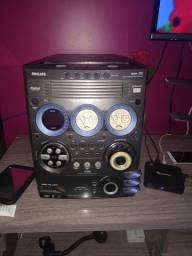 Som Philips M779 500 Rms