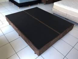 base box Queen size 1.98 x 1.58m - entregamos