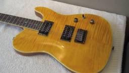 Guitarra Fender Custom Telecaster FMT
