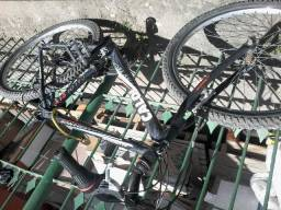 Bike 21 manchas Caloi aluminum