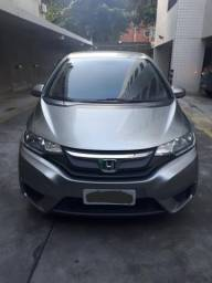 Fit 2015 LX Automático Honda - 2015