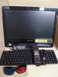 Computador Positivo All In One - Com Tv Digital ? Sucateado ? Tudo ou Separado